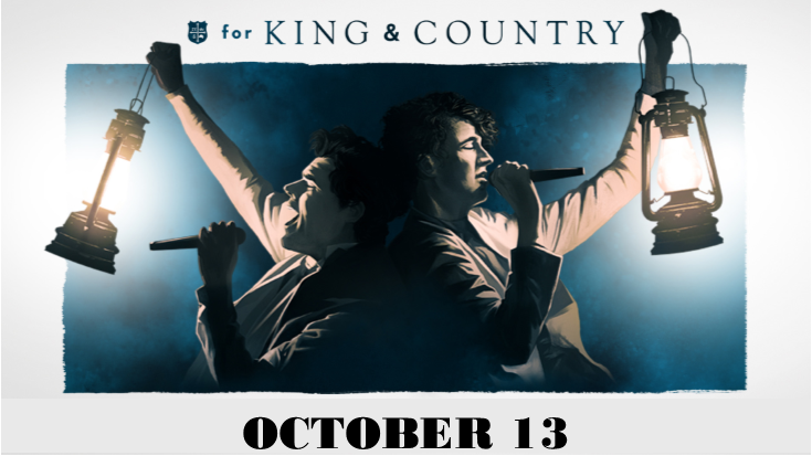 For King & Country Concert Tickets